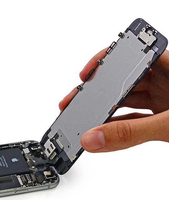 замена дисплея iphone 6 спб цена